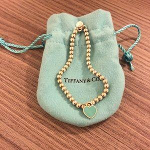 Tiffany return to Tiffany bracelet